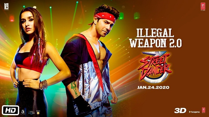 Illegal Weapon 2.0 song lyrics in hindi