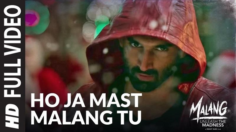 Ho Ja Mast Malang Tu Song Lyrics In Hindi English Malang