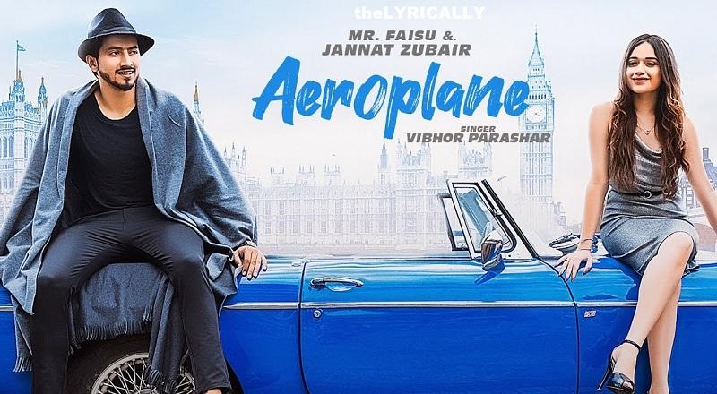 Aeroplane Song Lyrics