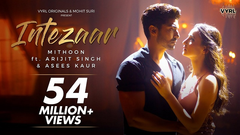 Intezaar Song Lyrics