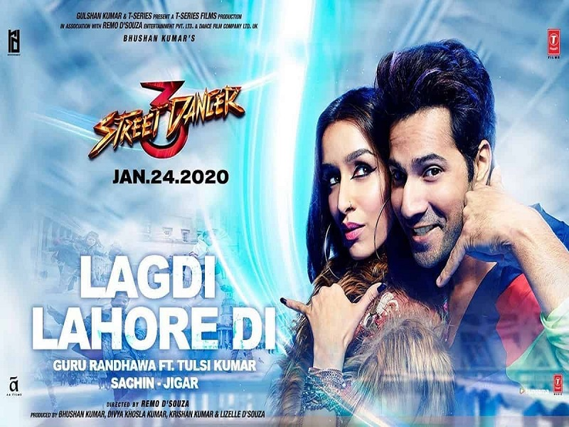 Lagdi Lahore Di Song Lyrics