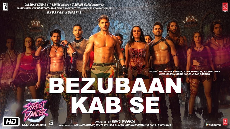 Bezubaan Kab Se Song Lyrics