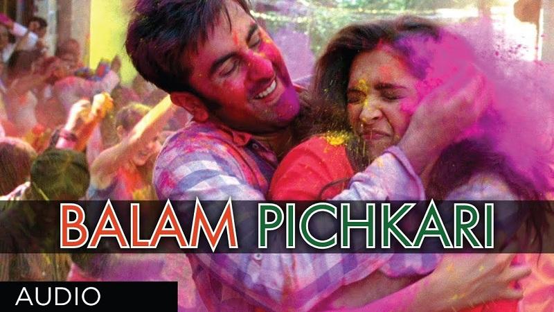 Balam Pichkari Song