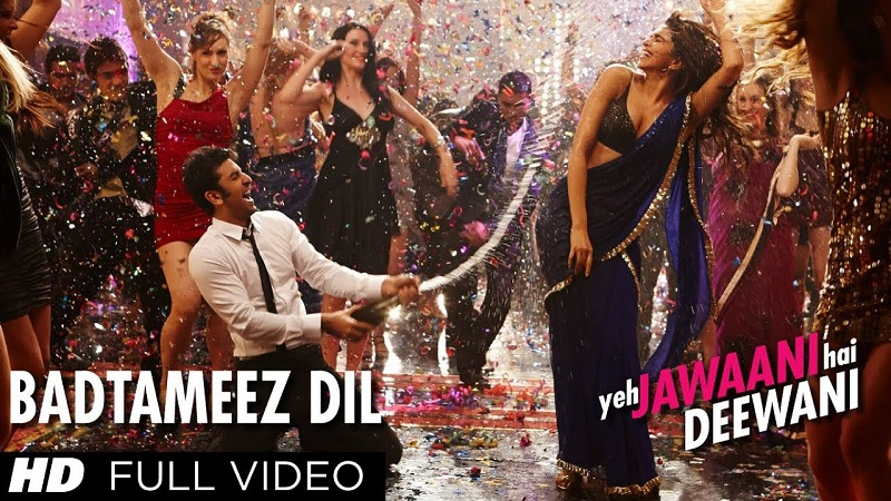 Badtameez Dil Song Lyrics